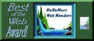 NaNaMars Web Wonders